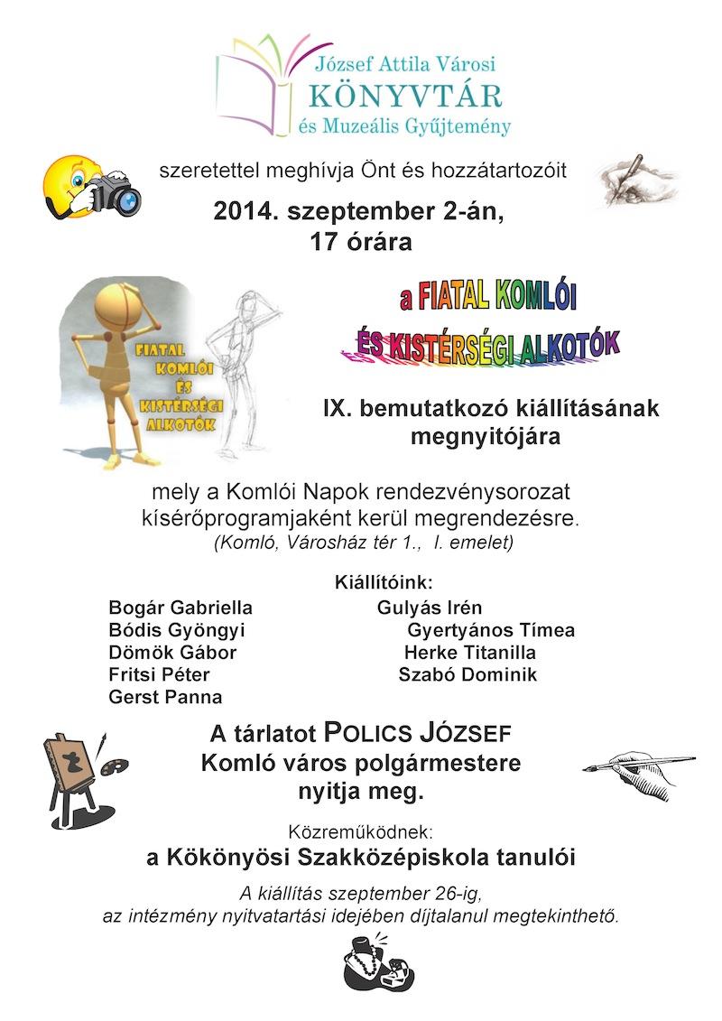 Plakát FKKA 2014