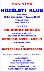 Facebook DR.DURAY MIKLÓS
