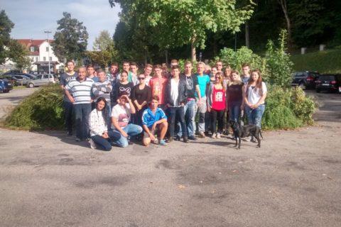 Németországban jártak diákjaink