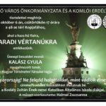 Városi ünnepség: Emlékezés az aradi vértanúkra