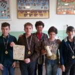 Komlói diákok sikere a nagymányoki bányászattörténeti versenyen
