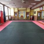 Karatetermet adtak át Komlón