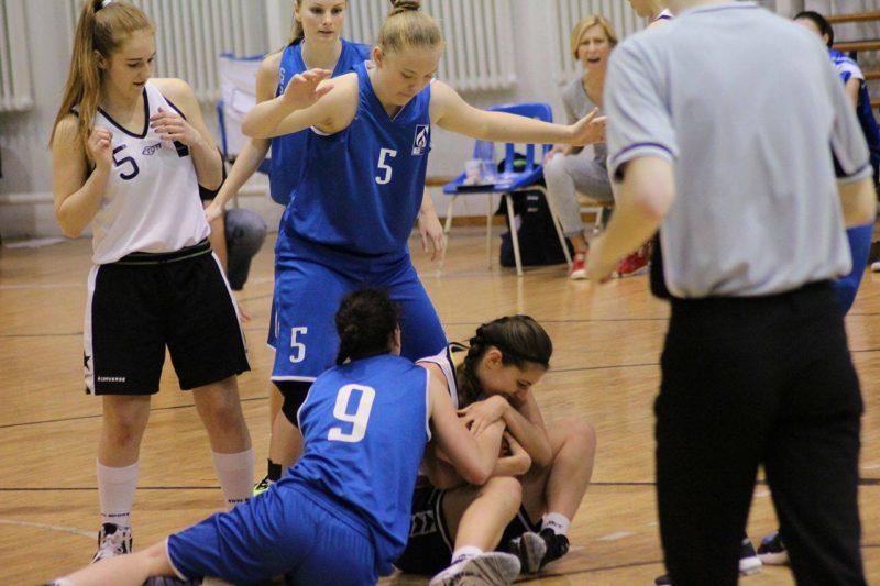 Kosárlabda: Tisztes vereség a kupában a félprofi riválistól