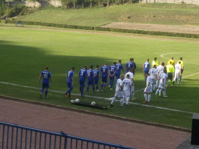 Megyei foci: újabb hazai győzelem