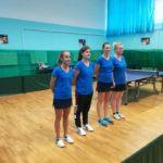 Asztalitenisz: kikapott női csapatunk a bajnoki rajton