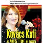 Kovács Kati lesz a vendég az Idősek Napja alkalmából