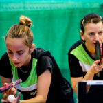 Női asztalitenisz: megszereztük első győzelmünket a megerősödött bajnokságban