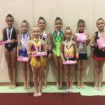 Ritmikus gimnasztika: Érmek és értékes helyezések a fővárosból