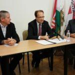 Ismét sikerrel pályázott Komló – Sajtótájékoztató