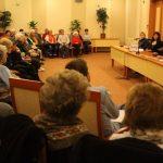 """Társasházak nehézségei kerültek """"nagyító alá"""" a komlói fórumon"""