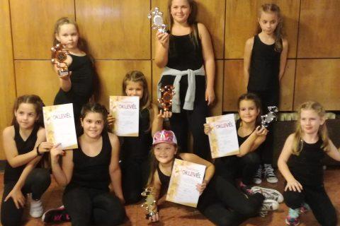 Országos táncsikerek a Dance for Life fiataljaitól