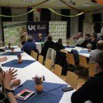 Az LMP és az Új Kezdet tartott fórumot Komlón