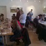 Sakkcsaták három fronton