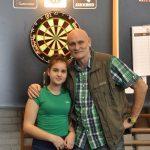 Komlóiak a Darts Diákolimpia országos döntőjében