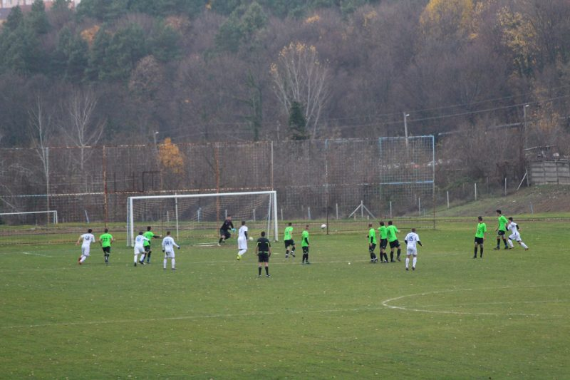 Megyei labdarúgás: elkezdték a munkát a Bányásznál
