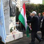 A szabadságharc hőseire emlékeztünk a Kossuth-emlékhelyen