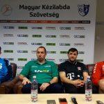 Sport36-Komló – Telekom Veszprém sajtónyilatkozatok