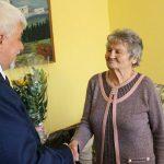 90 éves polgárát köszöntötte a város