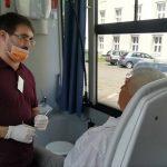 Általános Szűrőbusz érkezett az Eszperantó térre