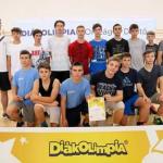 Diákolimpia: 6. helyen zárt a Gagarin Kisvárdán