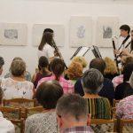 Kiállítás: Operettcsillagok portréi is helyet kaptak Panta Rita tárlatában