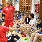Megkezdte a felkészülést a Sport36-Komló NBI-es kézilabdacsapata