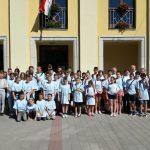 Megkezdődött a környezetvédelmi tábor Komlón