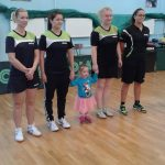 Asztalitenisz: Jól rajtolt női csapatunk a bajnokságban