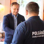 Járási polgárőr egyesületek képviselői találkoztak Komlón