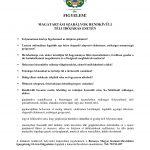 Katasztrófavédelem: magatartási szabályok rendkívüli téli időjárás esetén