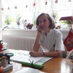 Átvehette aranydiplomáját dr. Csernavölgyi Judit főorvosnő is