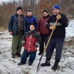 Társadalmi munkában tisztítják meg a horgászhelyeket Pölöskén