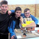 A legjobbak között a Gagarin iskola diákjai az ÉPÍT-ÉSSZEL szakmaismereti versenyen