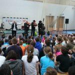 Énekóra MOL-ban a Muzsikás Együttessel