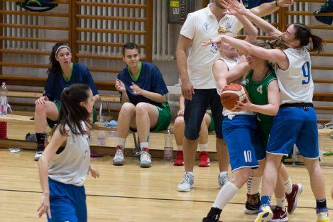 Kosárlabda: lemaradt a dobogóról női csapatunk