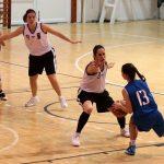 Szombaton kosárlabda amatőr liga négyes döntő Komlón – Iványi Dalmával