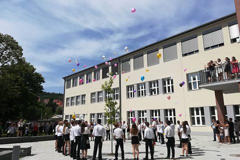 Elballagtak az általános iskolások is – polgármesteri elismerések