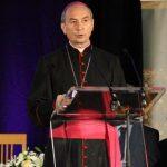 Veszprémi érsek lesz Udvardy György megyéspüspök