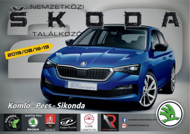 Programajánló – Nemzetközi Škoda Találkozó