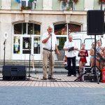StreetArts: zenés vasárnapi pillanatok