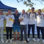 Országos Diákolimpia: Ezüstérmesek lettek gimnáziumunk gerelyhajítói