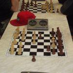 A fővárosban szenvedett vereséget NBI/B-s sakkcsapatunk