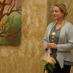Schneider Angéla festményeiből nyílt kiállítás
