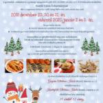 ÖNKORMÁNYZATI HIRDETMÉNY – Téli szünidei étkeztetés IDŐPONTVÁLTOZÁS!
