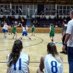 Kosárlabda: Szoros csatában vereség
