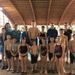 Úszás: Érmek Mikulásra