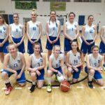 Megszerezte első idei győzelmét női kosárlabdacsapatunk