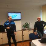 Kézilabda: Juhász István, a kézilabda-szövetség programvezetője tartott előadást Komlón