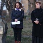A romagyilkosságok áldozataira emlékeztek Kenderföldön