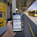 Bevált a Közlekedési Mobiljegy, itt vannak az első két hét adatai